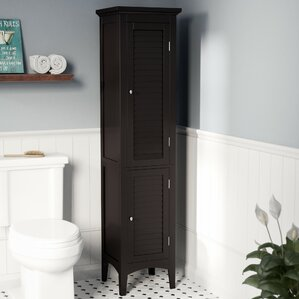 bathroom linen cabinets. 15  W x 63 H Linen Tower Cabinets Towers You ll Love Wayfair
