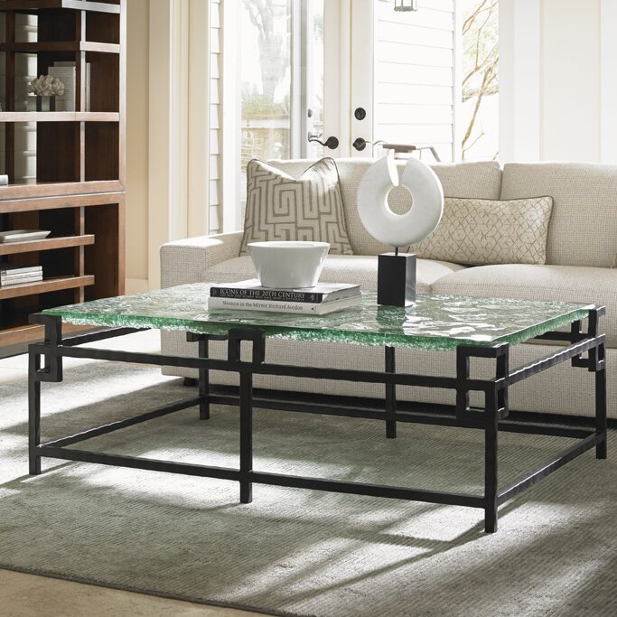 Tommy Bahama Home Island Fusion Hermes Reef Coffee Table Reviews