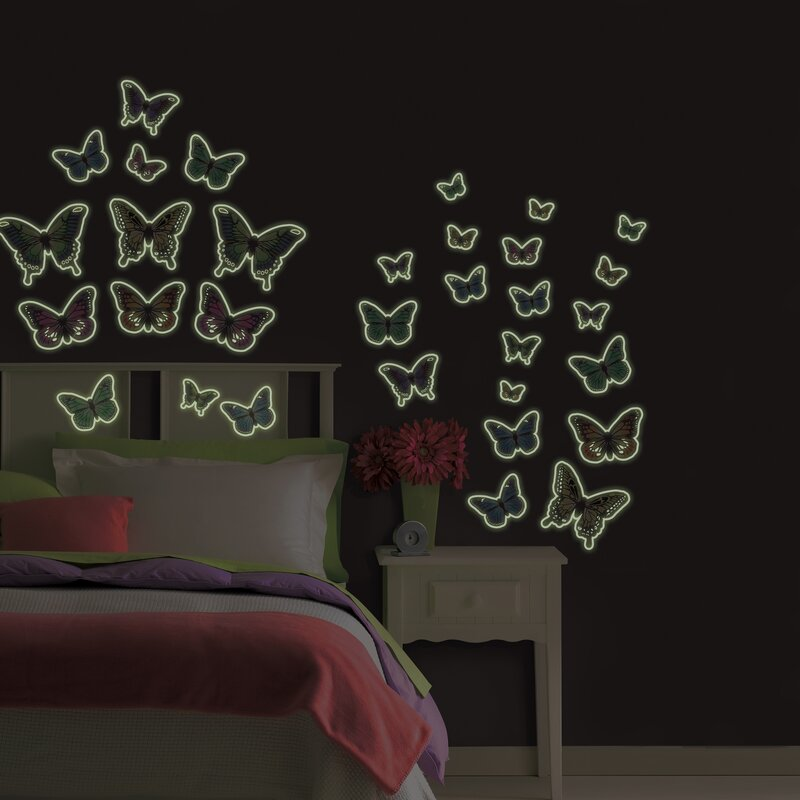 Marvelous MyStyle Glow In The Dark Wall Decal