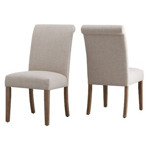 Winthrop Parson Chair (Set of 2) by Three Posts