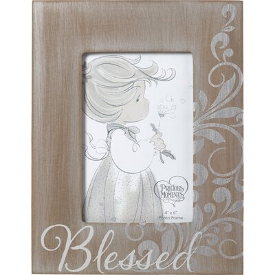 Ophelia & Co. Shivam Weathered Wood Picture Frame & Reviews | Wayfair