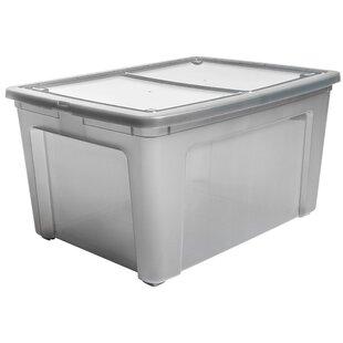 Modular Plastic Storage Box By IRIS