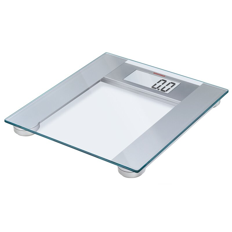 soehnle pharo 200 precision digital bathroom scale & reviews | wayfair