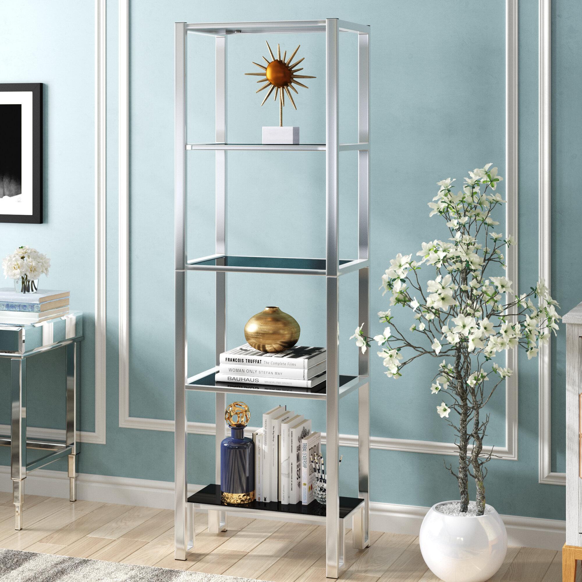 Astounding Olander Etagere Bookcase Home Remodeling Inspirations Basidirectenergyitoicom