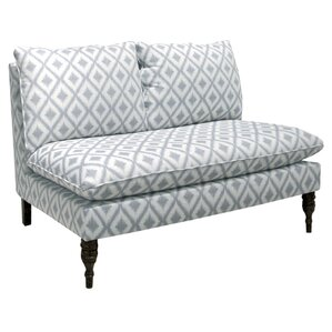 Martina Settee by Skyline Furniture