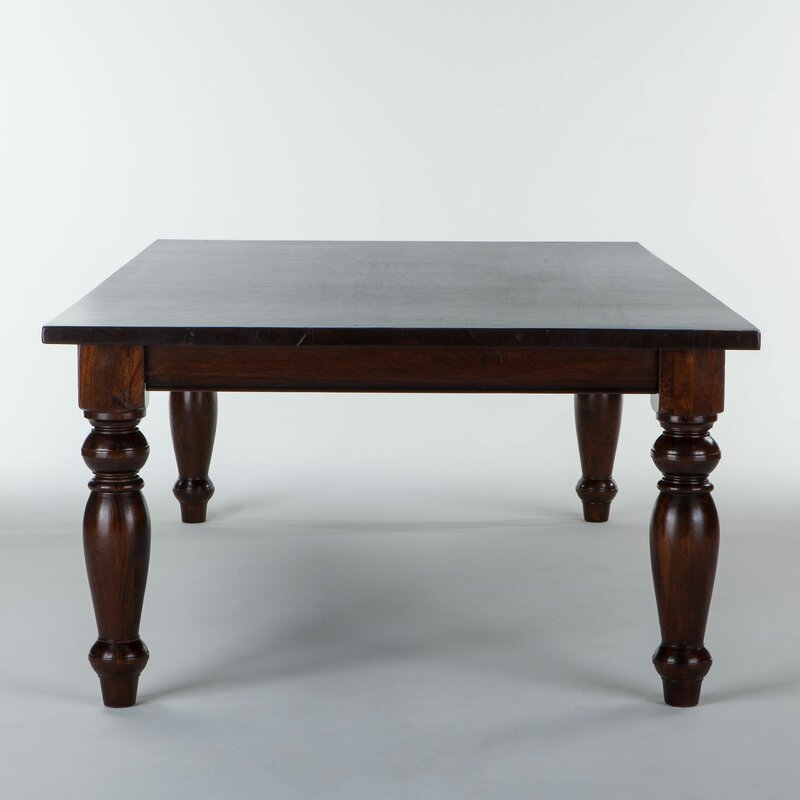 World interiors chatham downs dining table wayfair for Transmutation table 85 items