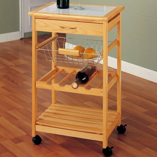 Small Kitchen Cart   Wayfair