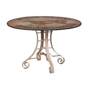 Superio Metal Dining Table by Loon Peak