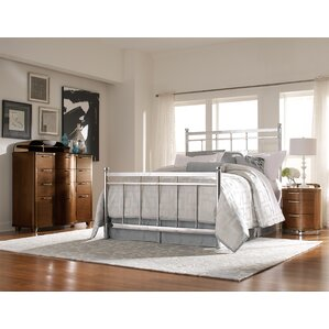 Zelda Panel Bed by Woodhaven Hill