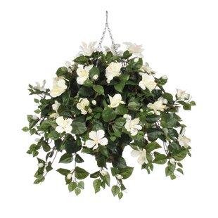Hanging faux flowers wayfair save mightylinksfo