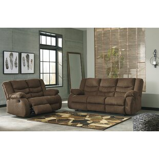 Drennan Reclining Configurable Living Room Set
