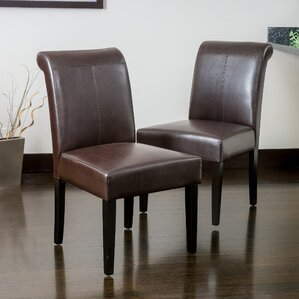 Canberra Roll-Top Dining Chair (Set of 2)..