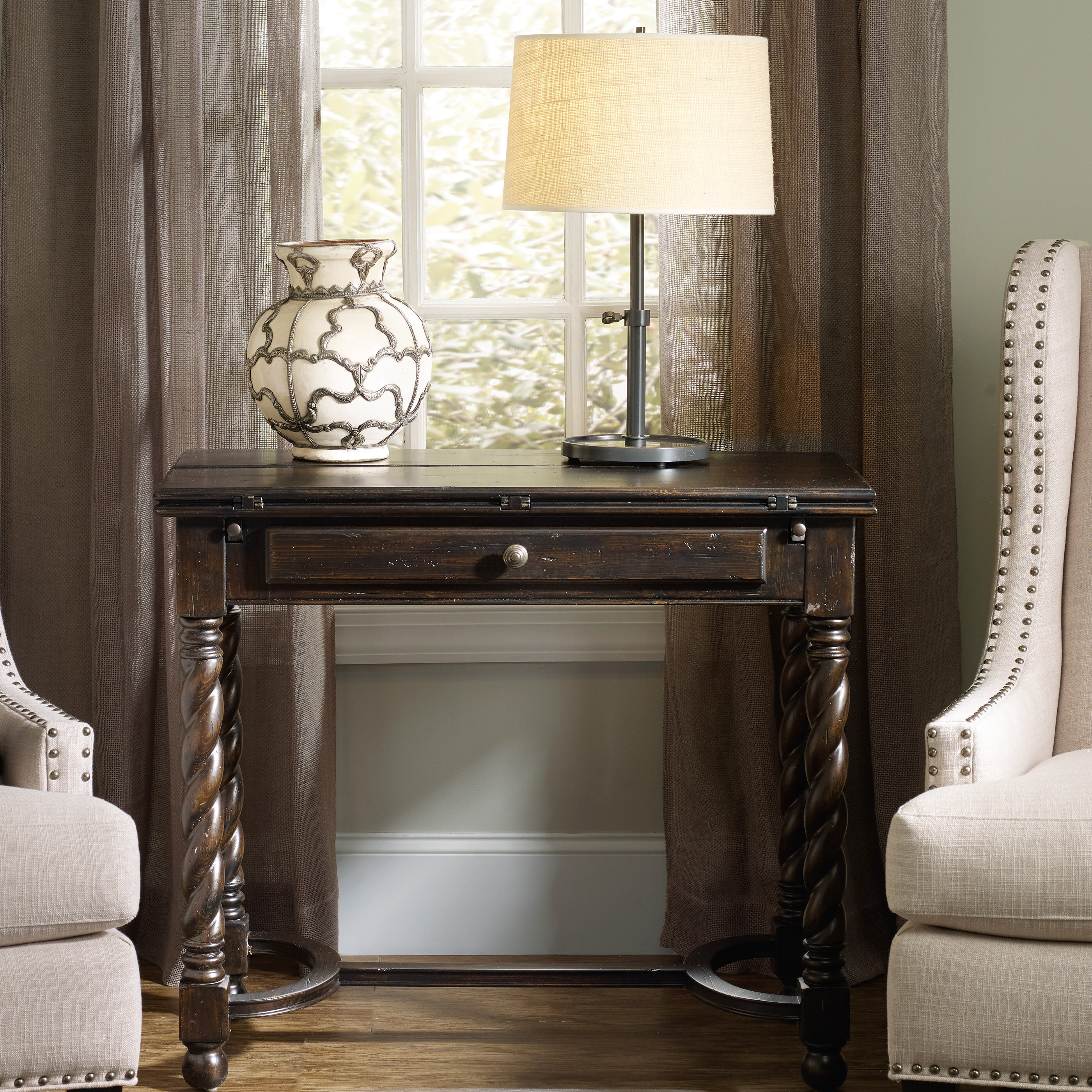 4221f9e4643 Hooker Furniture Treviso Console Table