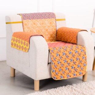 Superb Escapade Box Cushion Armchair Slipcover