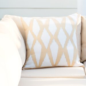 Blasingame Geometric Decorative Outdoor Pillow