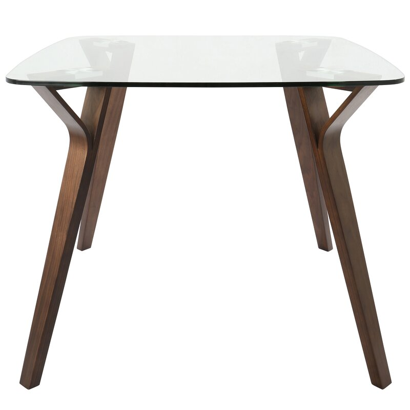 Thornton Mid Century Modern Dining Table Reviews Allmodern