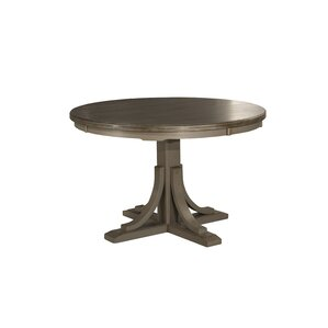 Kinsey Pedestal Dining Table by Rosecliff..