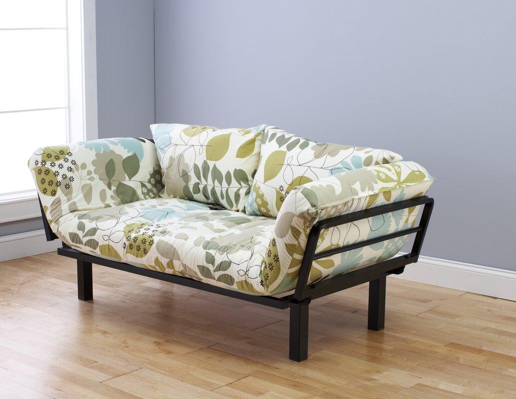 convertible futon and mattress kodiak furniture convertible futon and mattress  u0026 reviews   wayfair  rh   wayfair