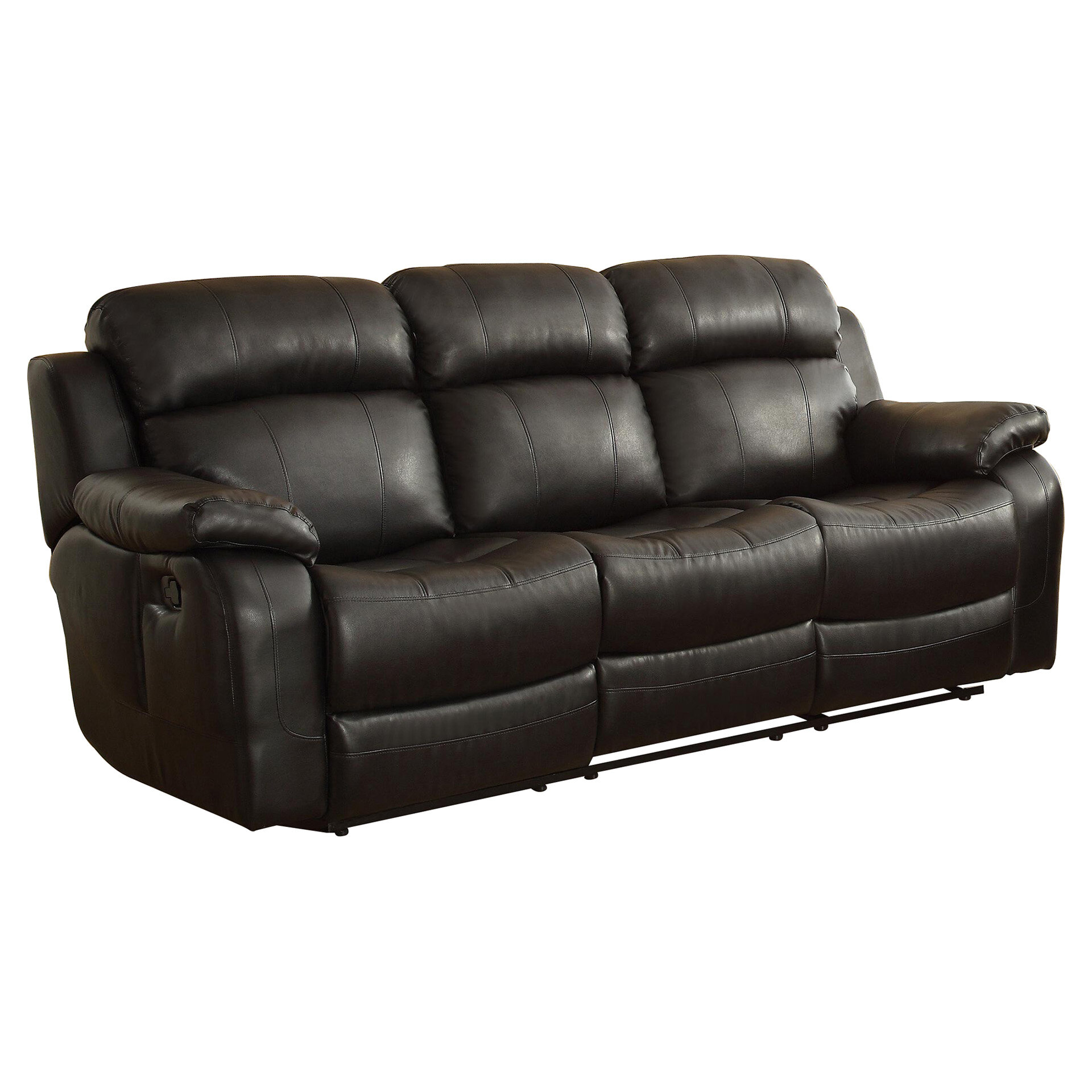 Darby Home Co Hall Double Reclining Sofa & Reviews