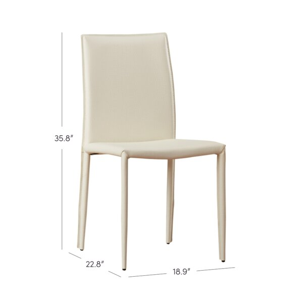 Zipcode Design Lacey Upholstered Dining Chair & Reviews