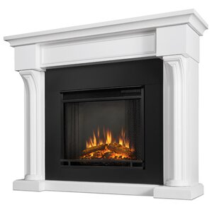 Verona Electric Fireplace by Real Flame