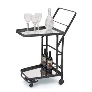 Willian Bar Cart by Trent Austin Design