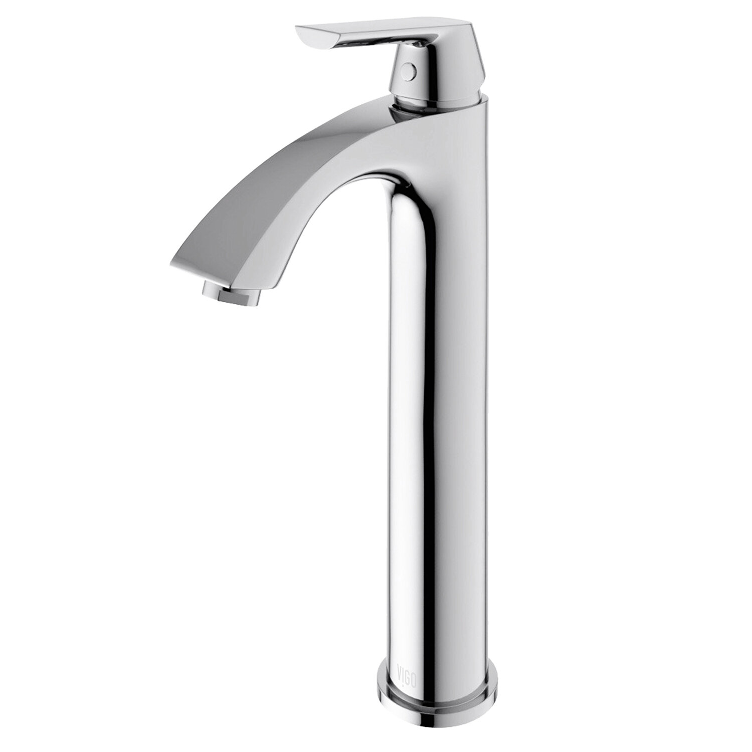 hole vessel nickel arne l faucet bathroom faucets brushed single