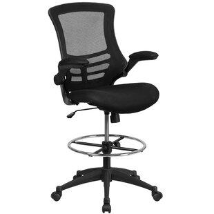 Archimedes High-Back Mesh Drafting Chair  sc 1 st  Wayfair & Drafting Chairs Youu0027ll Love | Wayfair