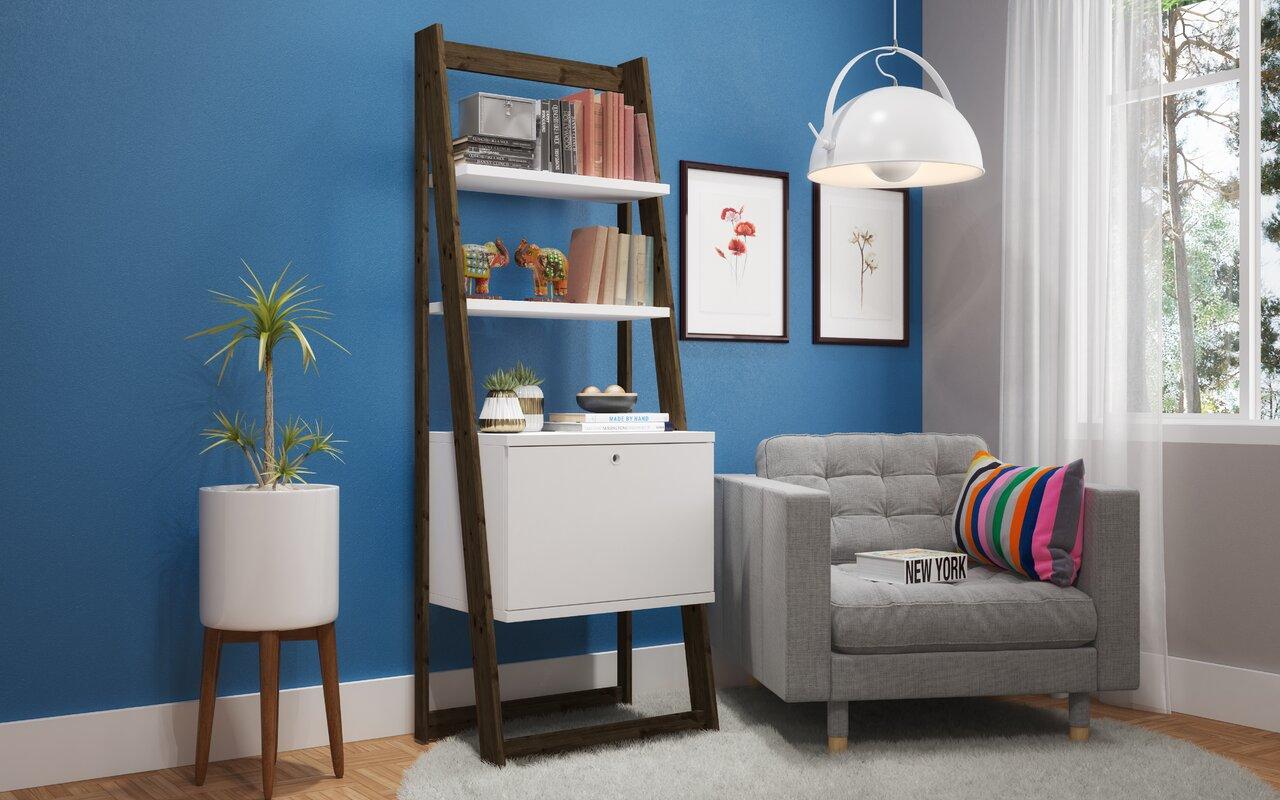 Floating Bookcase | Wayfair