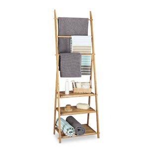 towel rack. Brilliant Rack Bamboo FreeStanding Towel Rack Throughout