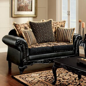 Doonans Loveseat by Astoria Grand