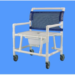 Shower Commode Chair | Wayfair