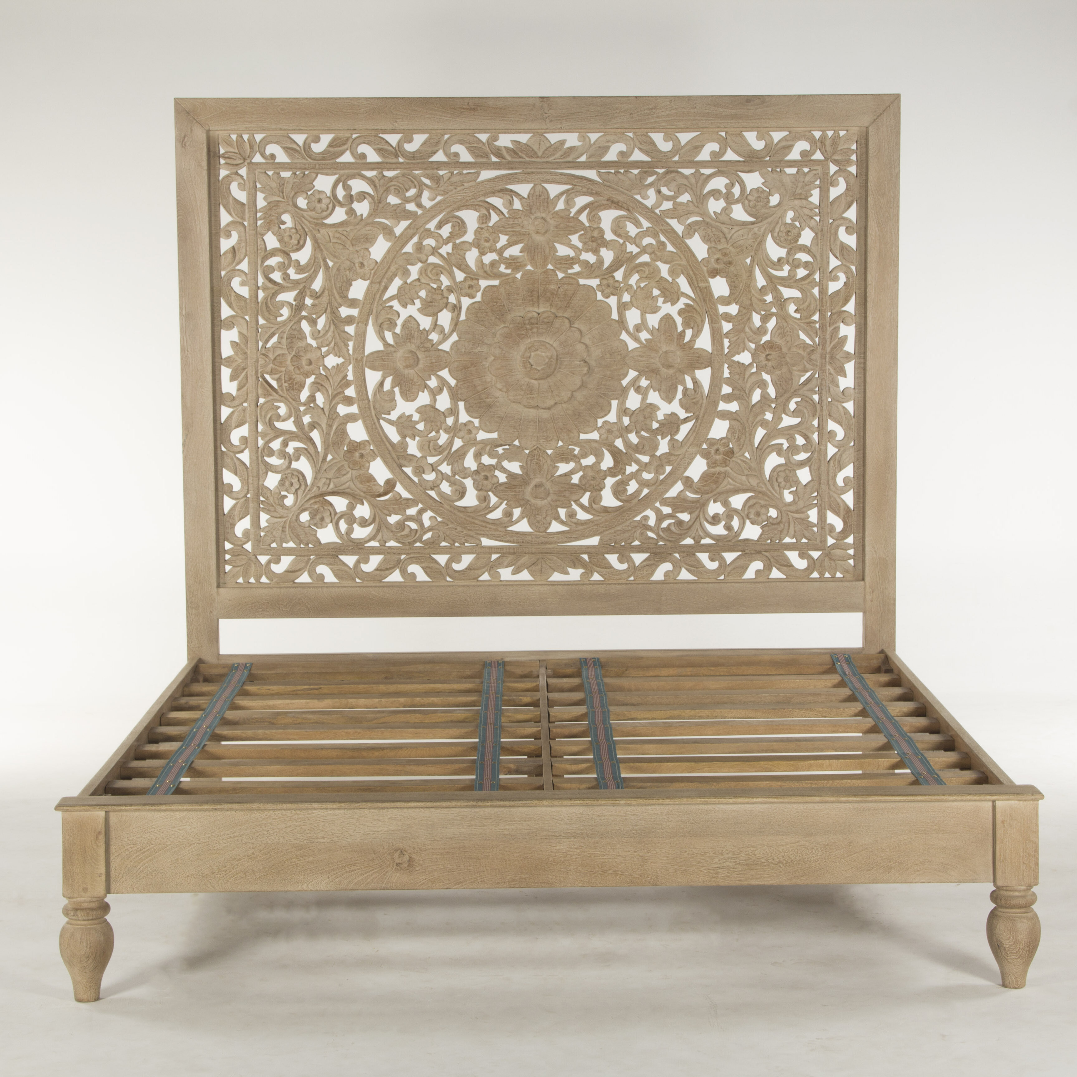 World Interiors Haveli King Platform Bed | Wayfair