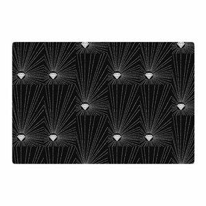 BarmalisiRTB Diamond Black/White Area Rug