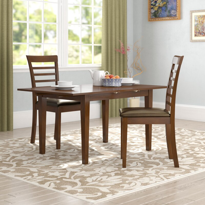 Phoenixville 3 Piece Extendable Dining Set