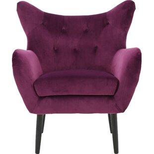Cool Purple Accent Chair Decoration Ideas