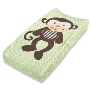 Ultra Plushu2122 Monkey Changing Pad Cover