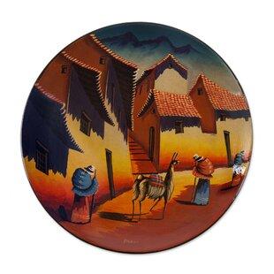 Mcneal Village Ceramic Decorative Plate  sc 1 st  Wayfair & Ceramic Decorative Plates Youu0027ll Love | Wayfair.ca