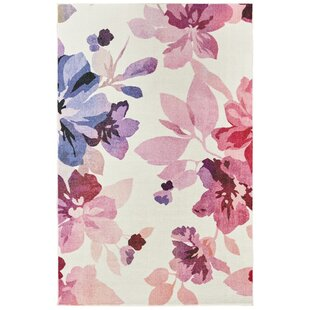 e0382b778 Floral   Plant Purple Area Rugs You ll Love