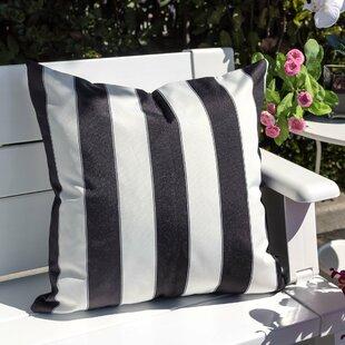 Black Outdoor Throw Pillows You Ll Love Wayfair