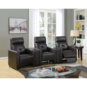 Britten Home Theater Reclining Sectional by ACME Furniture