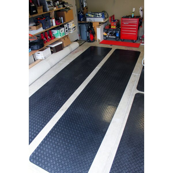 garage floor mats for cars lowes interlocking reviews inc protection utility mat