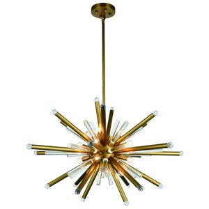 Pavie 14-Light LED Sputnik Chandelier