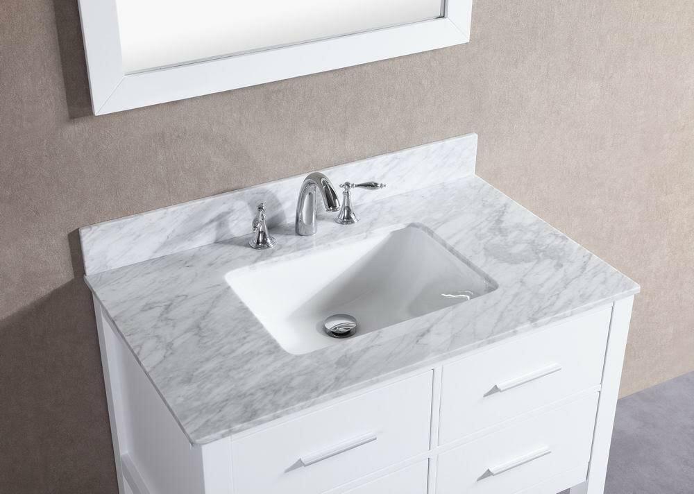"BelvedereBath Signature Series 36"" Single London Bathroom"