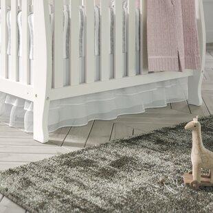 Lace Crib Skirt Wayfair