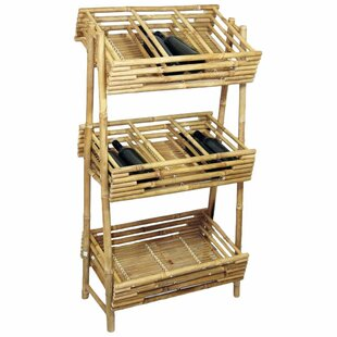 Knock Down 36 Bottle Floor Wine Rack