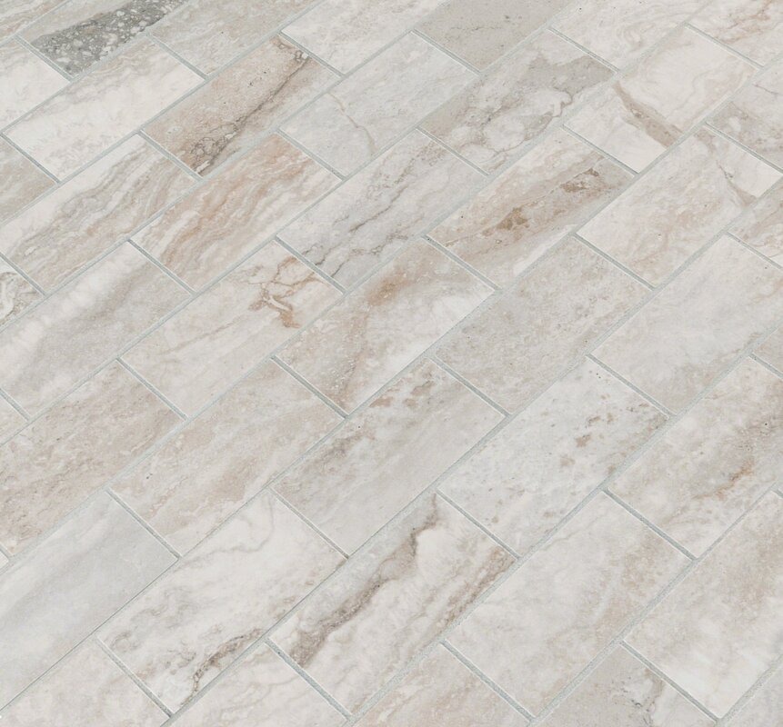 Travertine Look Tile Unveiled