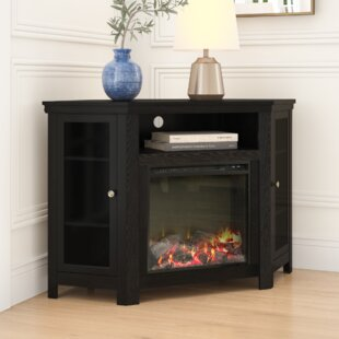dc5220aee69 Corner TV Stands You ll Love