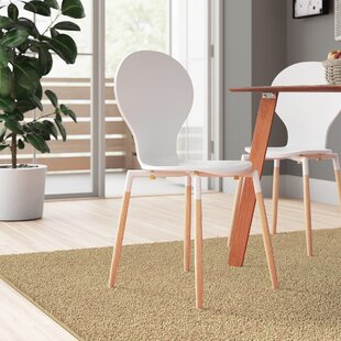 Downridge Solid Wood Dining Chair