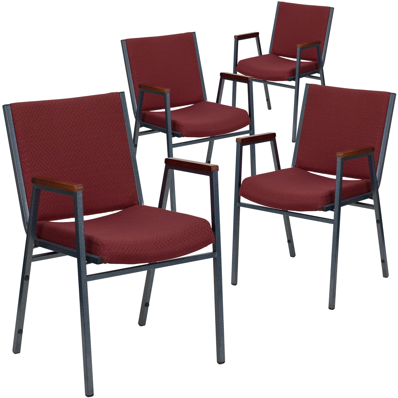 Brayden Studio Dewalt Heavy Duty Fabric Stacking Chair Reviews Wayfair